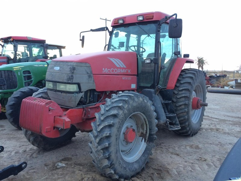 2007 McCormick MTX120 Tractor For Sale