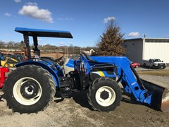 Tractor For Sale 2013 New Holland T4040 , 85 HP
