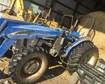 Tractor For Sale: 2007 New Holland TT75A, 75 HP