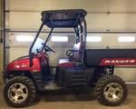 Utility Vehicle For Sale: 2008 Polaris 2008 RANGER XP 4X4 700EFI - RED