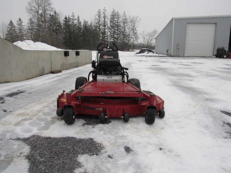 2016 Exmark TTX650EKC604N0 Zero Turn Mower For Sale