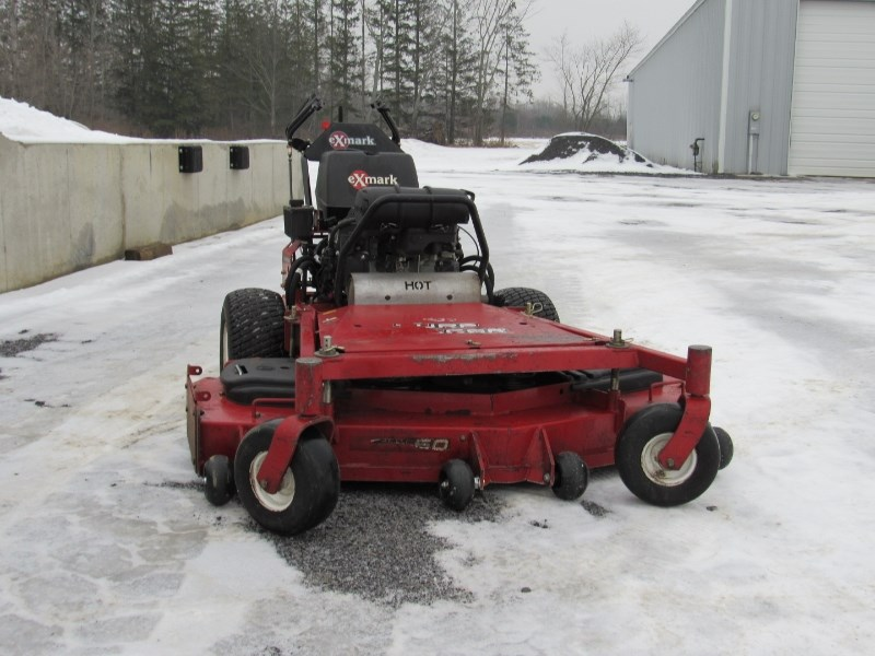Exmark TTX650EKC604N0 Zero Turn Mower For Sale