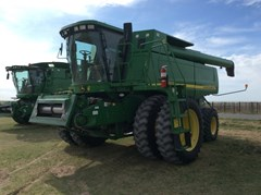 Combine For Sale 2005 John Deere 9760 STS