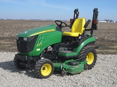 Tractor - Compact For Sale 2014 John Deere 1025R , 25 HP