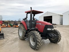 Tractor For Sale 2005 Case IH MXU110 , 110 HP