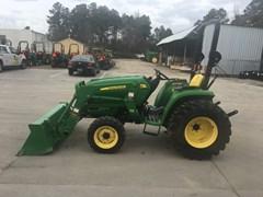 Tractor For Sale 2010 John Deere 3038E , 38 HP