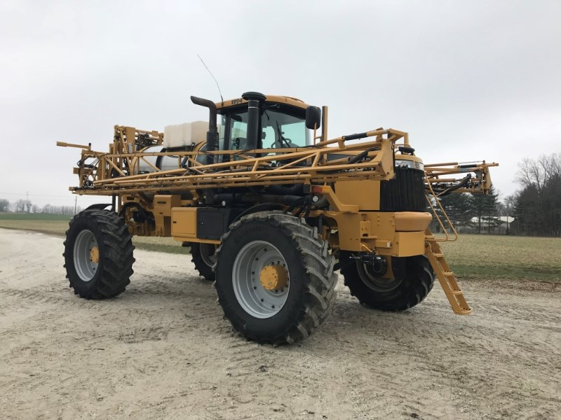 2011 Agco 1194 Sprayer-Self Propelled For Sale