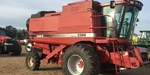 Combine For Sale: 2002 Case IH 2388, 265 HP