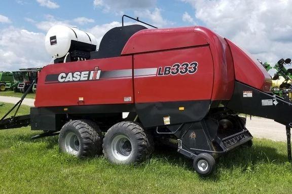 2012 Case IH LB333 Baler-Big Square For Sale