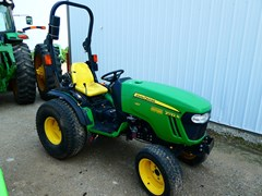 Tractor - Compact Utility For Sale 2014 John Deere 2032R , 32 HP