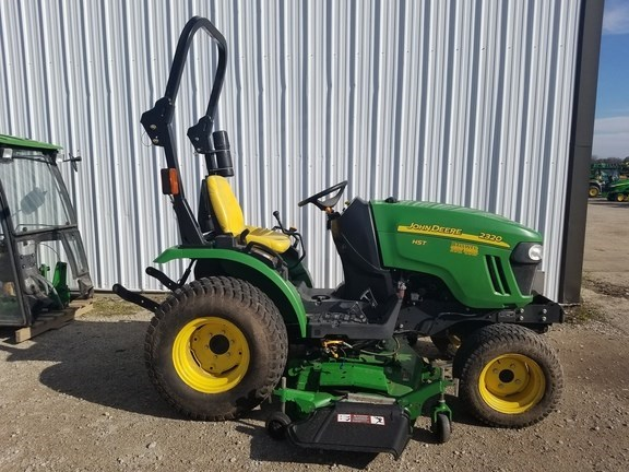 2012 John Deere 2320 Tractor For Sale
