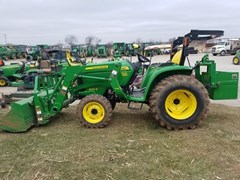 Tractor For Sale 2015 John Deere 3032E , 32 HP