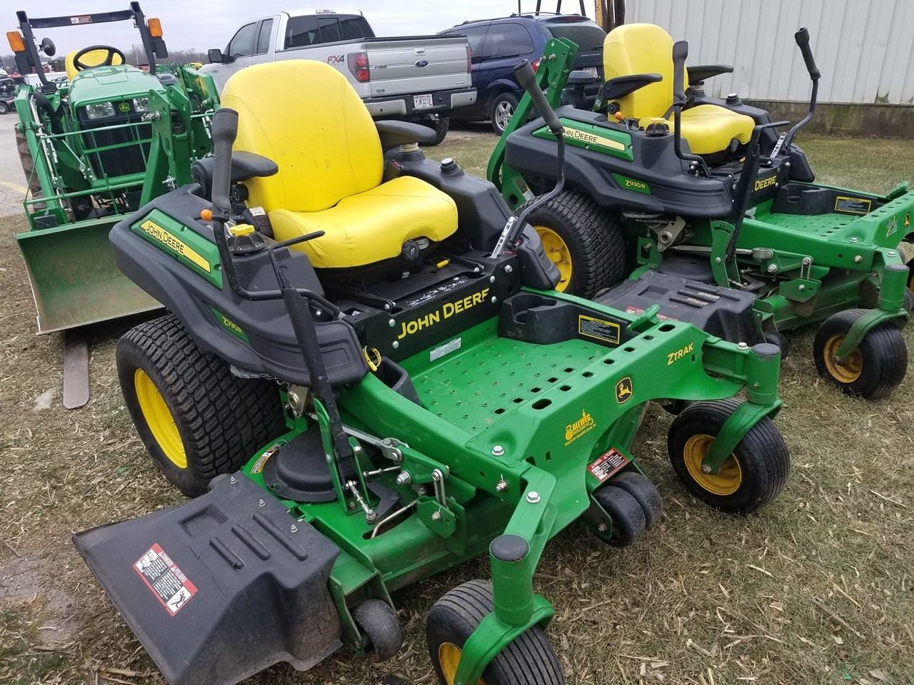 2016 John Deere Z930R Zero Turn Mower For Sale