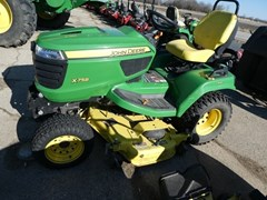 Riding Mower For Sale 2015 John Deere X758 , 24 HP