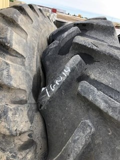 Wheels and Tires For Sale:  Goodyear 380/80R38
