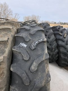 Wheels and Tires For Sale:  Goodyear 380/85R34