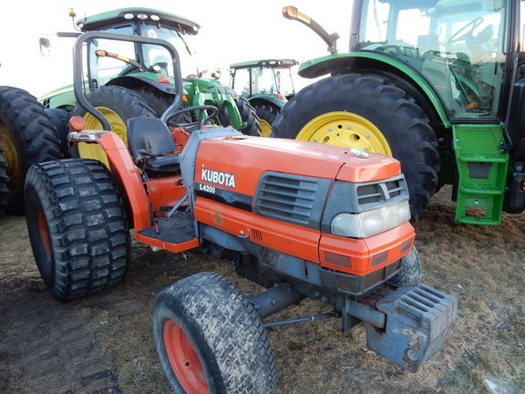 2002 Kubota L4200 Tractor For Sale