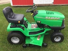 Riding Mower For Sale 1999 Sabre 1846 , 18 HP