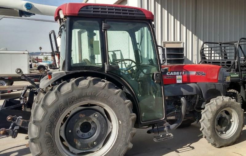 2013 Case IH Farmall 105N Tractor For Sale