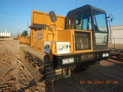 Dump Truck  2013 Morooka MST1500VD