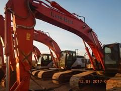 Excavator-Track  2017 Link Belt 350X4