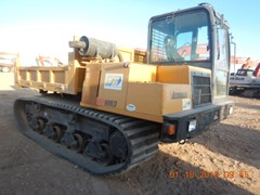 Dump Truck  2014 Morooka MST800VD