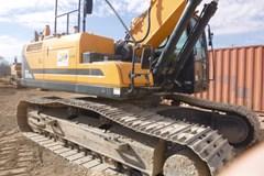 Excavator-Track  2016 Hyundai HX300