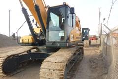 Excavator-Track  2017 Hyundai HX300L