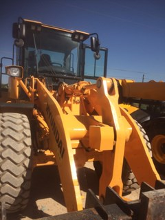 Wheel Loader  2016 Hyundai HL955XT