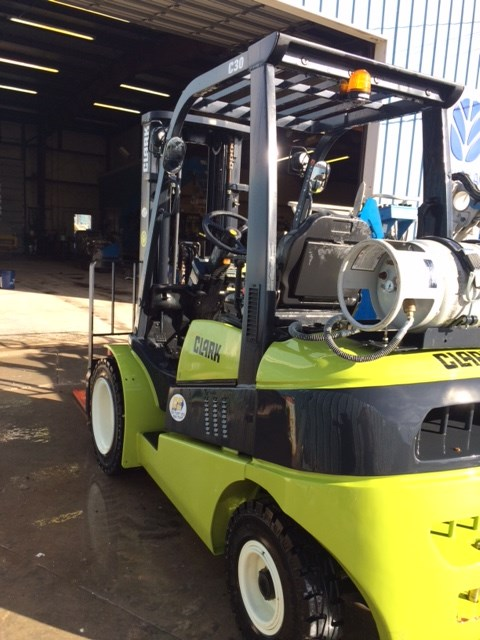 2016 3D-P Technology C30 Lift Truck/Fork Lift