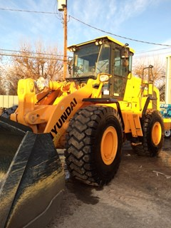 Wheel Loader  2017 Hyundai HL960