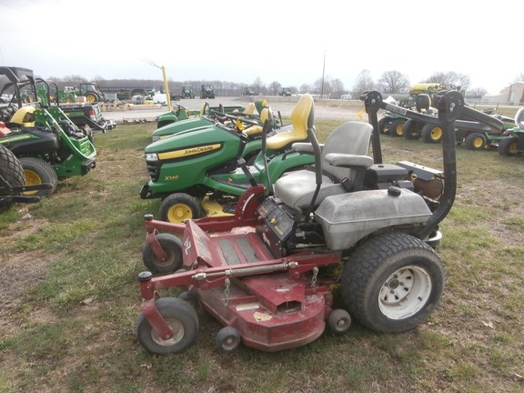 2004 Exmark LZ20KC524AS Riding Mower For Sale