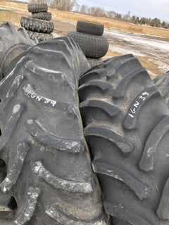 Wheels and Tires For Sale:  Firestone 380/85R34