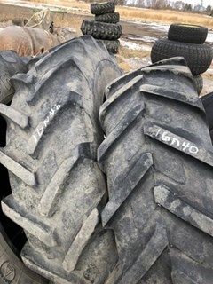 Wheels and Tires For Sale:  Michelin 380/85R34