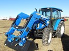 Tractor For Sale:  2008 New Holland TL90A , 90 HP
