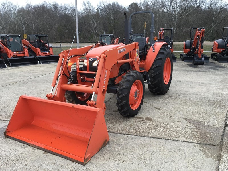 2016 Kubota M7060HD Tractor For Sale