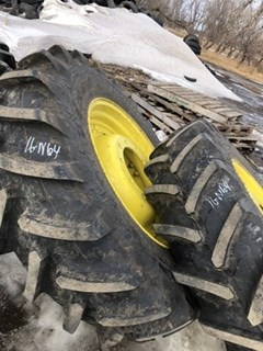 Wheels and Tires For Sale:  Michelin 380/85R30 Agribib