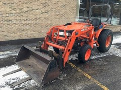 Tractor For Sale:  1999 Kubota L3010HST