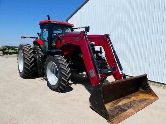 2013 Case IH Puma 200 Tractor For Sale