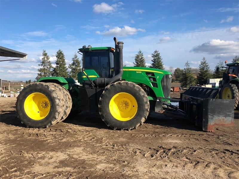 2009 John Deere 9430 Tractor For Sale