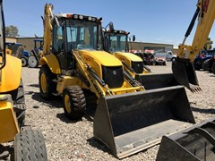 Loader Backhoe For Sale 2014 New Holland B110C , 100 HP