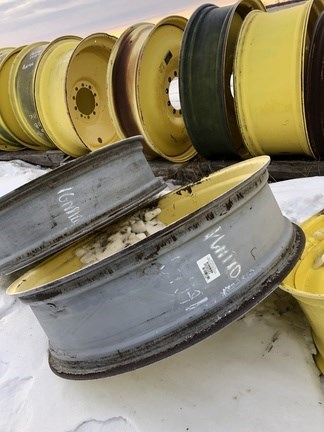 Other 12X46 Duals Wheels and Tires For Sale