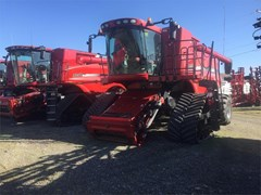 Combine For Sale:  2011 Case IH 9120