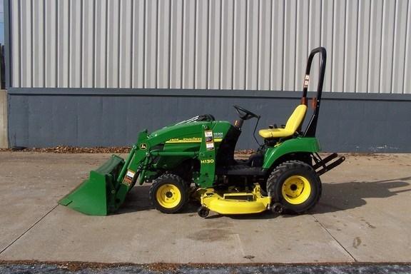 2006 John Deere 2305 Tractor For Sale