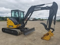 Excavator-Mini For Sale John Deere 50G