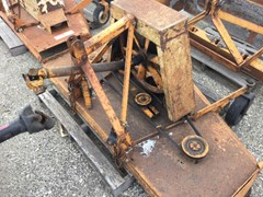 Finishing Mower For Sale:  1978 Woods RM306-1