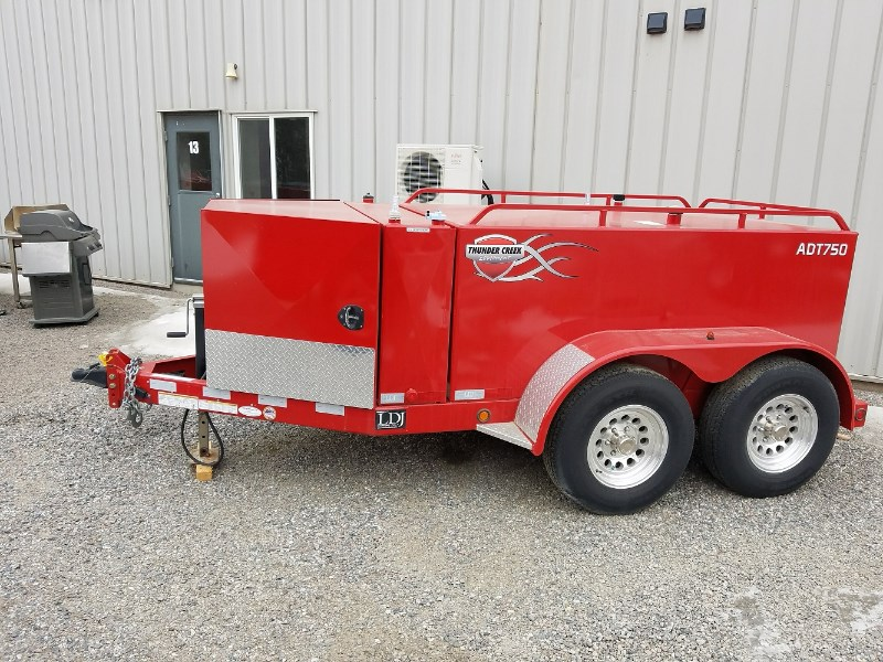 2014 Thunder Creek ADT750 Misc. Trailers For Sale