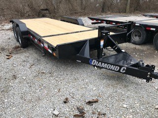 2018 Diamond C 45HDT Equipment Trailer For Sale