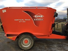 TMR Mixer For Sale 2016 Kuhn Knight VT144