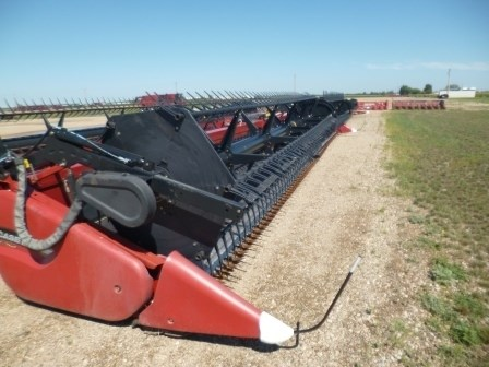 2014 Case IH 3162, 45', Fits 8120/8230/8240, FT,Dual Knife Cosechadora con Draper flexible a la venta